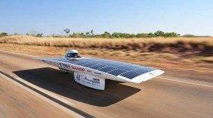 World Solar Challenge – Australia