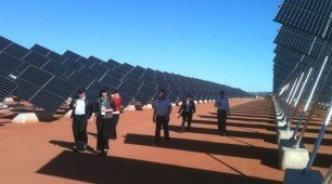 Alice Springs Solar Station the Biggest In Australia