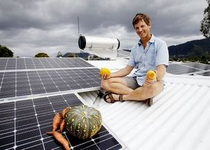 Cairns Solar Power home transformed with into a sustainable way to save money