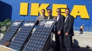 IKEA Solar Panel Installation Planned for Ten More Stores