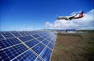 Palau Solar Airport