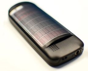 Nokia Solar Charging Phone Project
