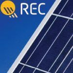 REC Solar Panels Top Field Test