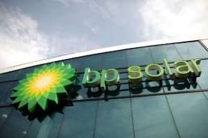 Solar energy venture not so sunny for BP