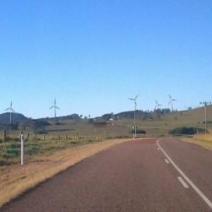 Wind Power Generating Debate over Mt Emerald