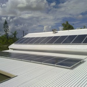 Babinda Library gets energy-efficient makeover from Cairns Solar