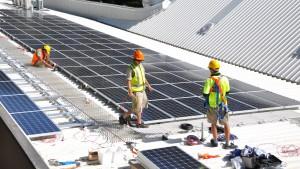 Cairns Solar Power Botanic Gardens Visitors Centre
