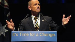 QLD Election 2012 – Campbell Newman Victory Speech in Brisbane