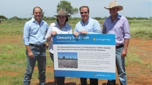Cloncurry solar farm given green light