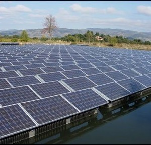 More Floating Solar Panels – Floating Tracking Cooling Concentrator