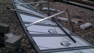 Violent storm causes destruction to WA coast