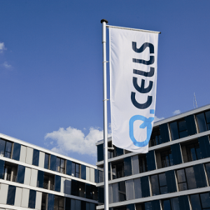 Flag Falls as Q-Cells Files For Insolvency