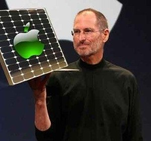Solar Should Take a Leaf Out of Steve's Book