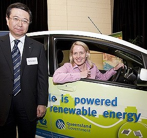 Sunshine Coast Backs 100% Renewable Campaign