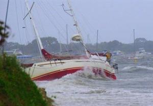 Storm slams into Western Australia