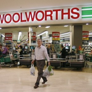 Woolworths making more than the sign green