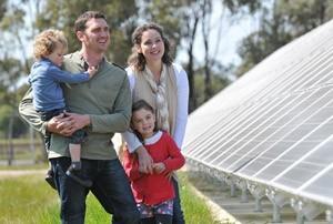 Bendigo and Ballarat Community Solar Parks