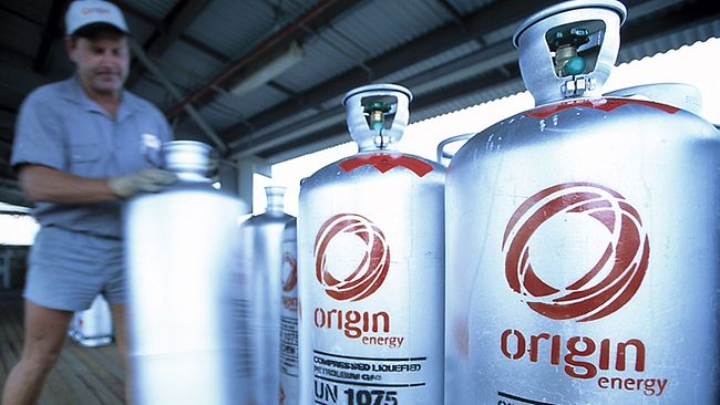 Origin Energy Delivers Fresh Energy Everyday