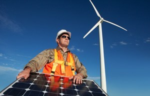 Solar Power & Wind Energy Seen to Replace Fossil Fuels by 2040
