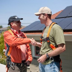 Falling Solar Costs for Our Friends Overseas