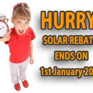 Australian Solar Multiplier Ends Early – January 2013