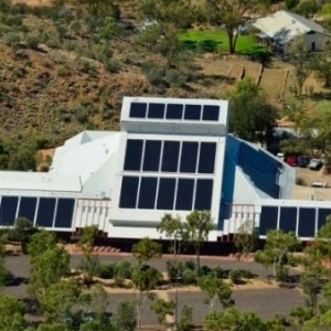 Red Centre's Solar Centre