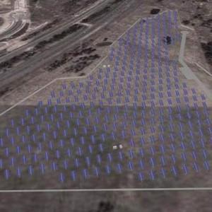 Solar Farm & Cemetery Soon South of Canberra