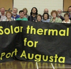 South Australian's Behind a Renewable Election