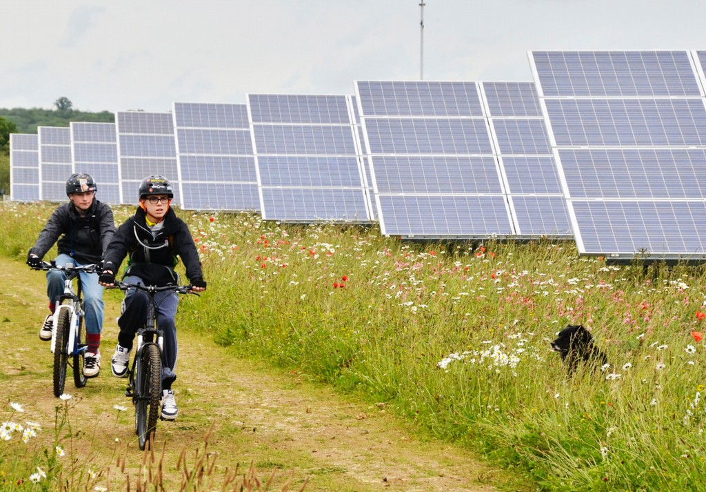 Large Scale Solar Gets Brighter