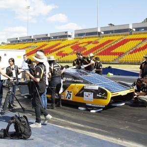 2013 Bridgestone World Solar Challenge