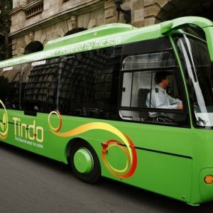 Adelaide heads world's first solar powered public transport