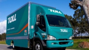 Toll Electric Truck Hits Brisbane Roads