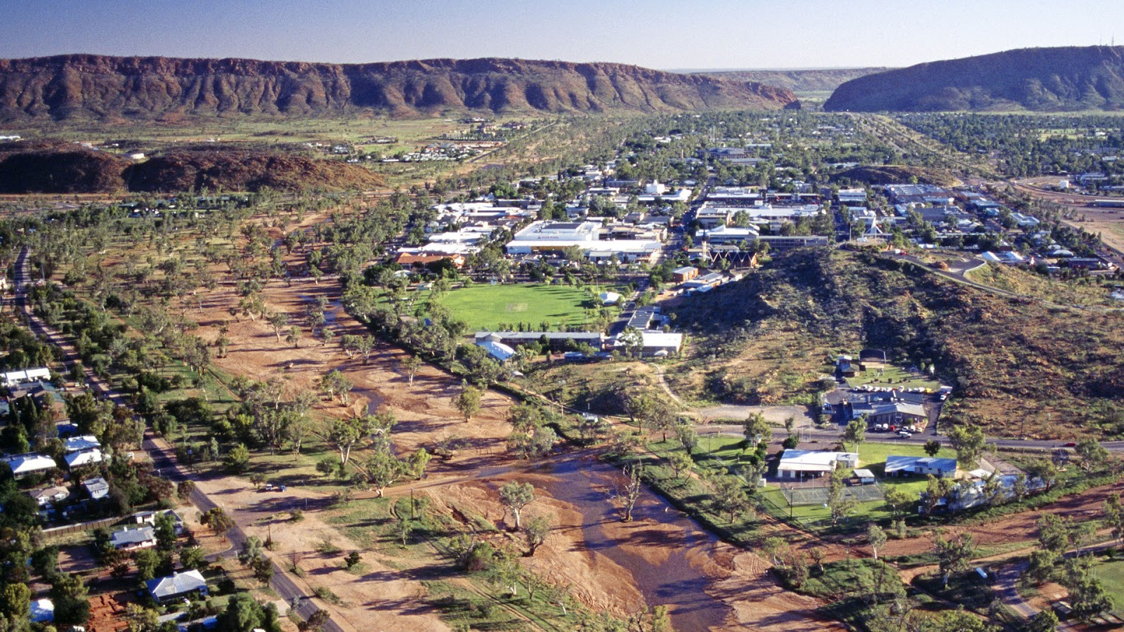 Alice Springs Solar Power and Panels