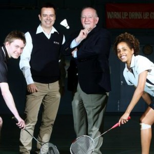 SA Solar First – The Best Badminton Players Are Always Energised