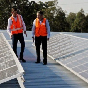 Infinity Solar Helps Not-for-Profit Cut Energy Costs