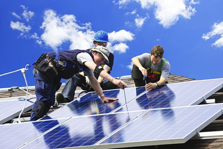 Infinity Solar Partners for Affordable Solar Power Systems