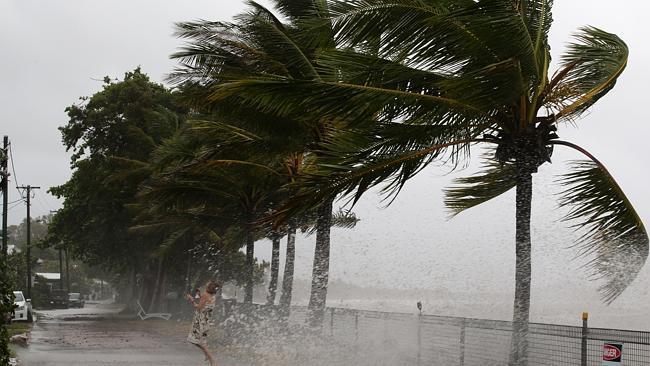 Cyclone Ita Solar Panel Damage