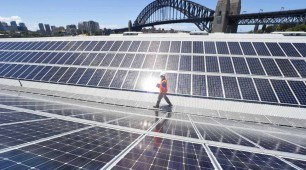 Renewables' 'record-breaking' contribution to NSW energy mix