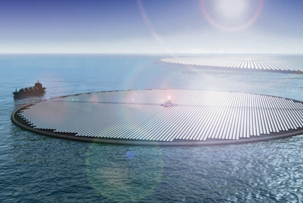 Floating Adelaide Solar Plant To Improve Solar Efficiency