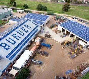 EnviroGroup Installs Commercial Solar PV System in Wangaratta