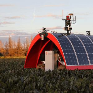 Solar Powered Farmbot Unveiled in Australia