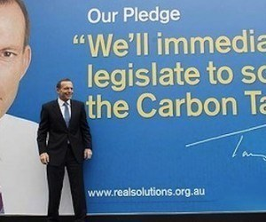 It's Official: Australian Carbon Tax Scrapped