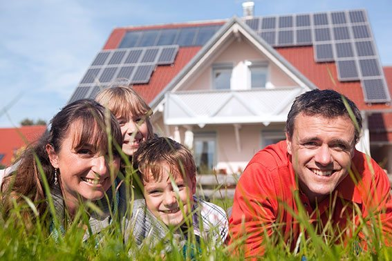 Low Income Households And Solar Panels