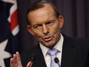 How Prime Minister Tony Abbott is Championing Coal