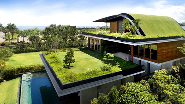 why sustainable houses have higher resale value