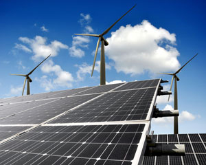 Wind-Solar Hybrid System Attracting Attention