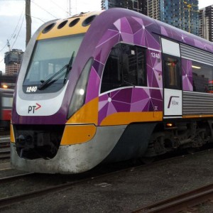 V/Line's Bendigo-Echuca Solar Powered Level Crossing