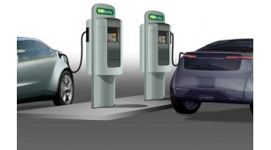 Electric Vehicle Charging Stations