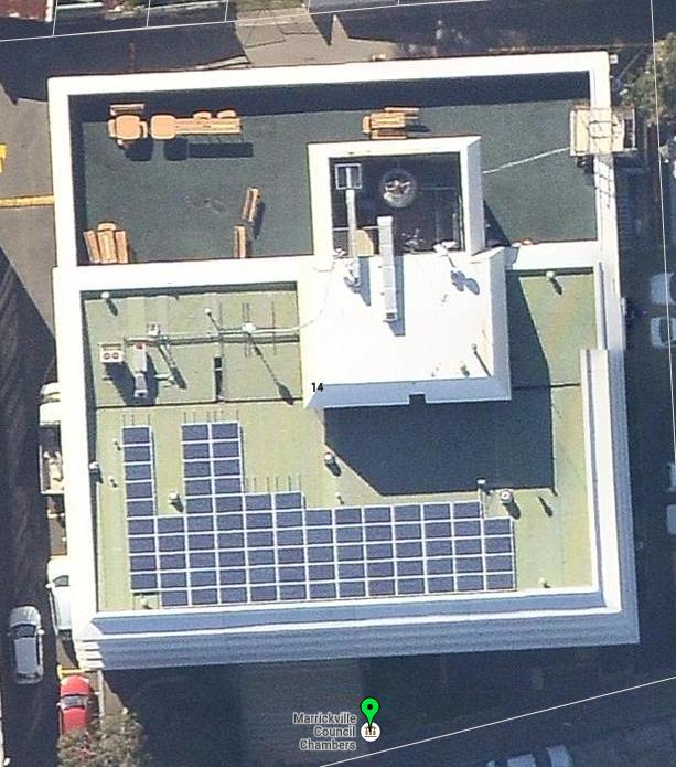 Solar Choice Equips Marrickville Council with Solar Power