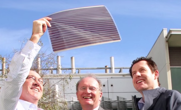 3D Printed Organic Photovoltaics Works Even On Cloudy Days